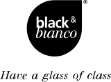 Black and Bianco logo black